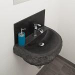 naturstein waschbecken